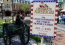 US Air Force Honor Guard will be in #Disneyland Town Square this  afternoon