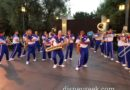 2017 #Disneyland All-American College Band performing in Disney California Adventure