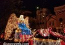 #Disneyland Main Street Electrical Parade finale