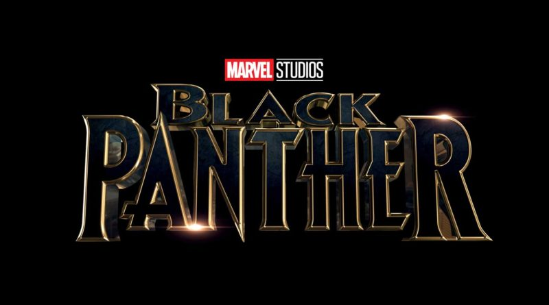 Black Panther - Title