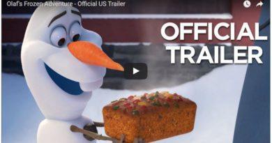 Olaf's Frozen Adventure - Trailer