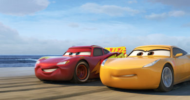 """Cars 3"": Maggie's Review"
