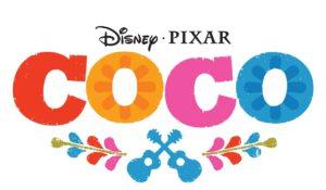 Disney Pixar - Coco Title Image