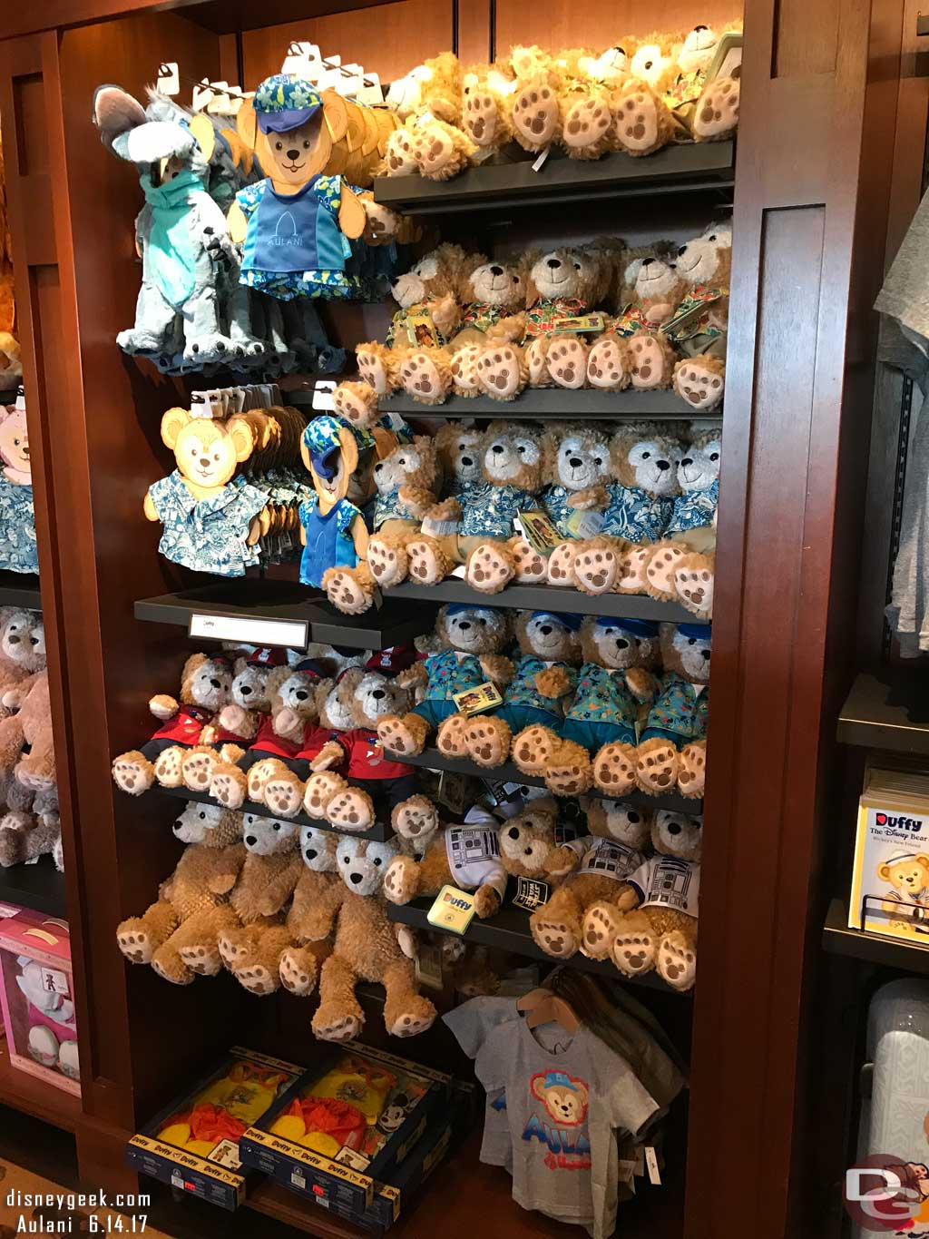 Aulani - Duffy Merchandise
