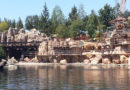 1st Look – Rivers of America Construction from Tom Sawyer Island (several pictures)