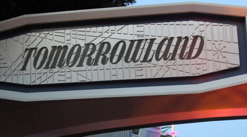 Tomorrowland Entrance Since - Featured