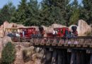 Disneyland Railroad & Mark Twain Re-opening (Disney Video & Pictures)