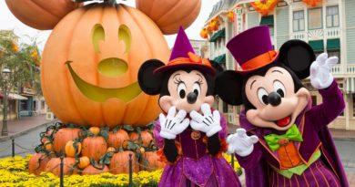 Disneyland Resort Halloween Time Details – Sept 7 – Oct 31, 2018