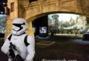 #D23Expo – Waiting for a preview of the Parks & Resorts #StarWars pavilion