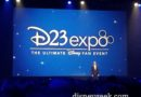 Bob Iger opening the #D23Expo Disney Legends Ceremony