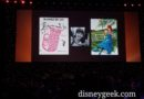 Waiting for Melodies in Walt's Time at #D23Expo