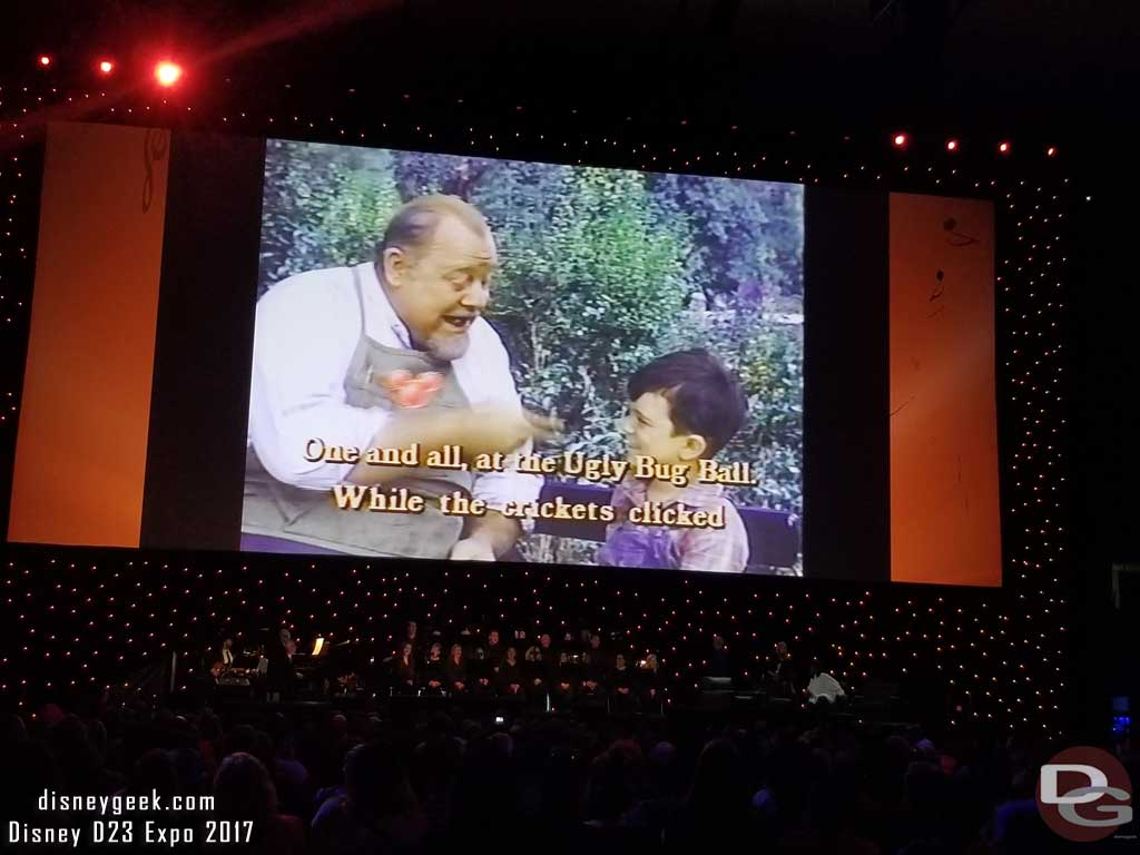 d23 expo 2017 - melodies in walt's time: the music of disney live