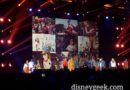 #DisneyParks Presentation  opening at #D23Expo