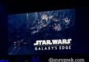 D23 Expo 2017 – Disney Parks and Resorts – Part 1 – Star Wars