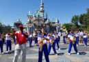 2017 #Disneyland All-American College Band at Sleeping Beauty Castle