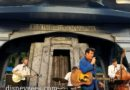 #Elvis, Scot Bruce, at Disneyland Tomorrowland Terrace