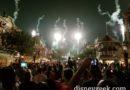 Disneyland Remember Dreams Come True Fireworks – Haunted Mansion