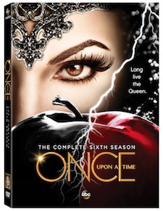Once Upon a Time Home Video