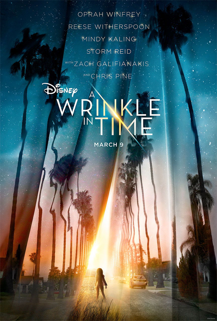 A Wrinkle in Time Teaser Poster