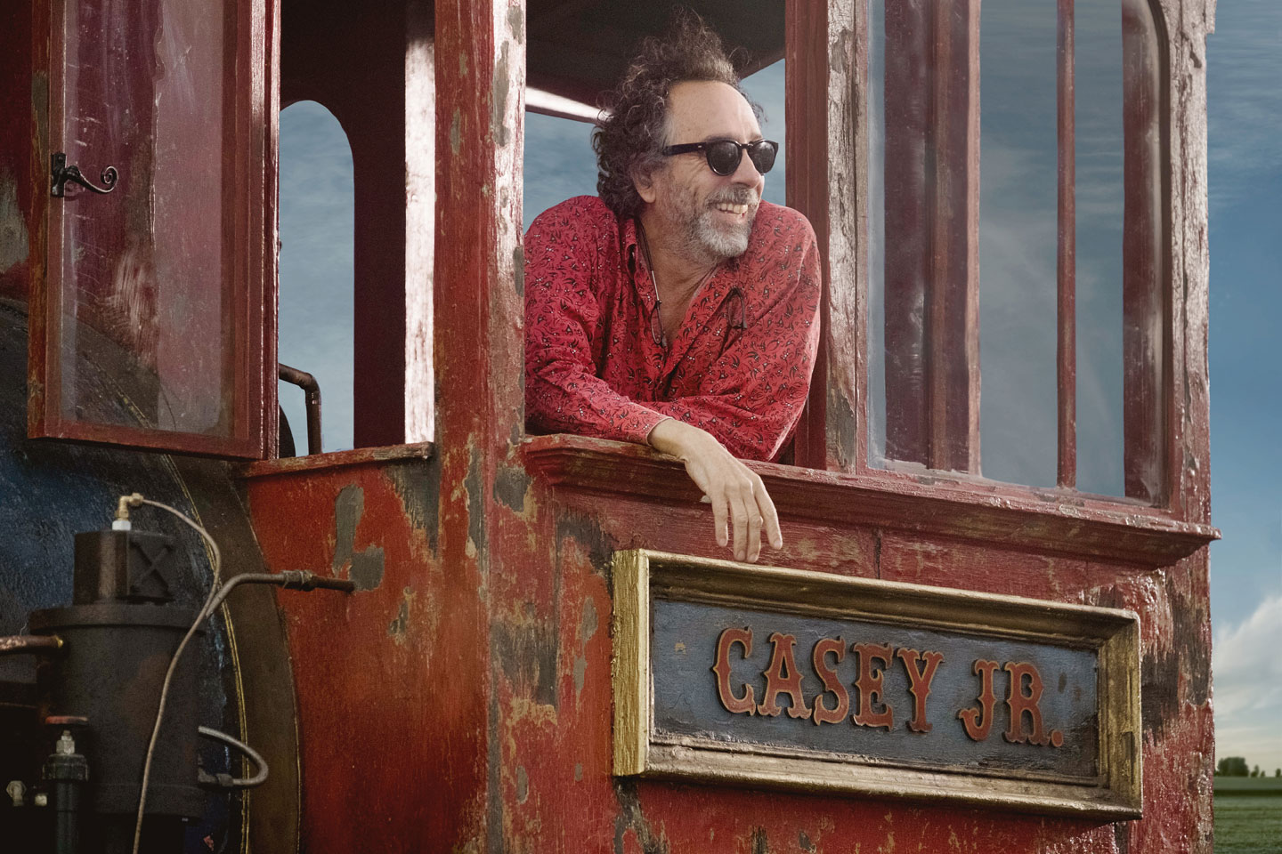 "PRODUCTION UNDERWAY FOR TIM BURTON'S ""DUMBO"""