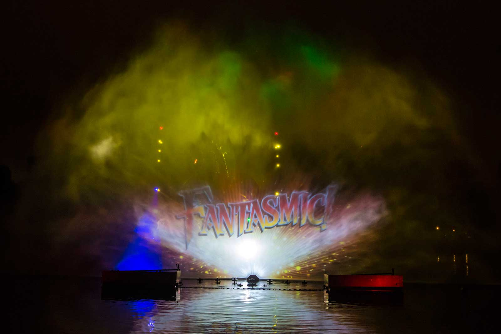 Fantasmic! Returns to Disneyland with New Scenes and