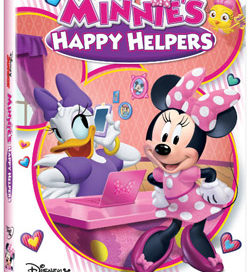 Minnie's Happy Helpers on DVD (Daynah's Review)