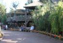 Disneyland Critter Country Star Wars Galaxy's Edge Walkway