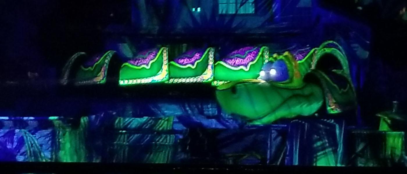 1st Look – Fantasmic! Returns to Disneyland (Several Pictures)