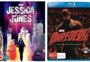 Marvel's Jessica Jones & Daredevil Complete Seasons on Blu-ray/DVD Aug 22nd
