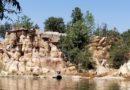 Disneyland Rivers of America Construction (7/21)