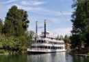 Mark Twain & Canoes on the Rivers of America (several pictures)