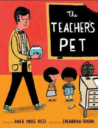 The Teacher's Pet – Book Review by Shelly