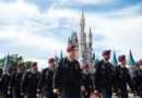 US Army 82nd Airborne Division Honored at Magic Kingdom Flag Retreat Ceremony (Disney Press Release)
