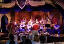 Javon Jackson performing with the 2017 Disneyland All-American College Band