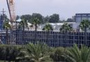 Disneyland Star Wars Construction Check (8/11)