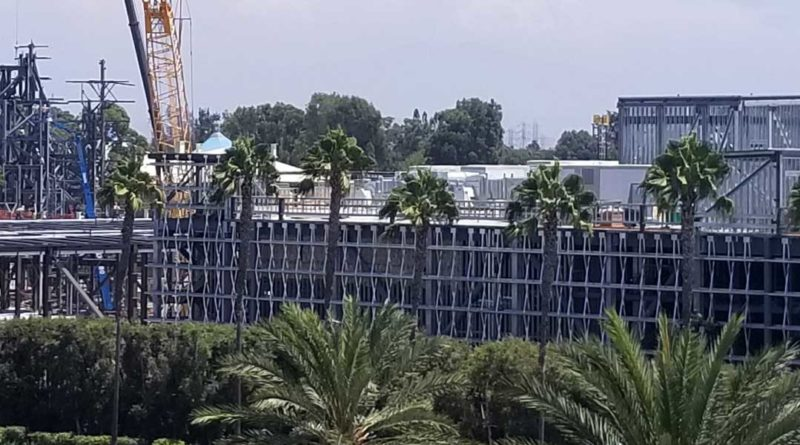 Star Wars Land Construction 8/11