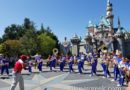 Final day for the 2017 Disneyland All-American College Band