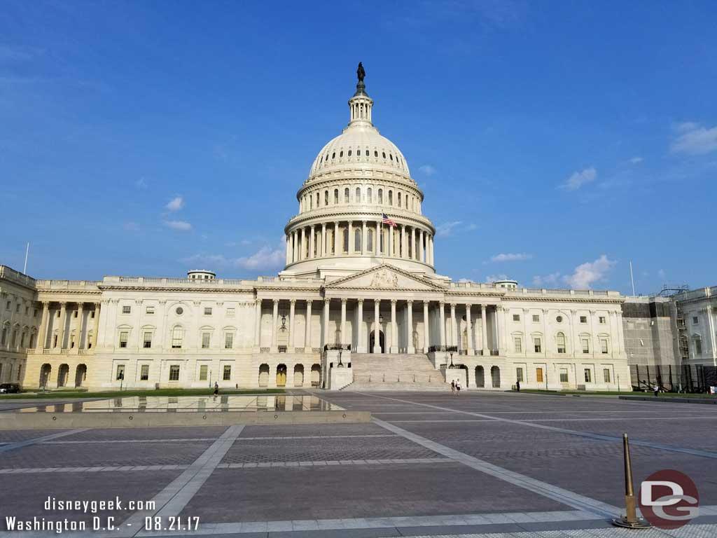 U.S. Capitol - East Side