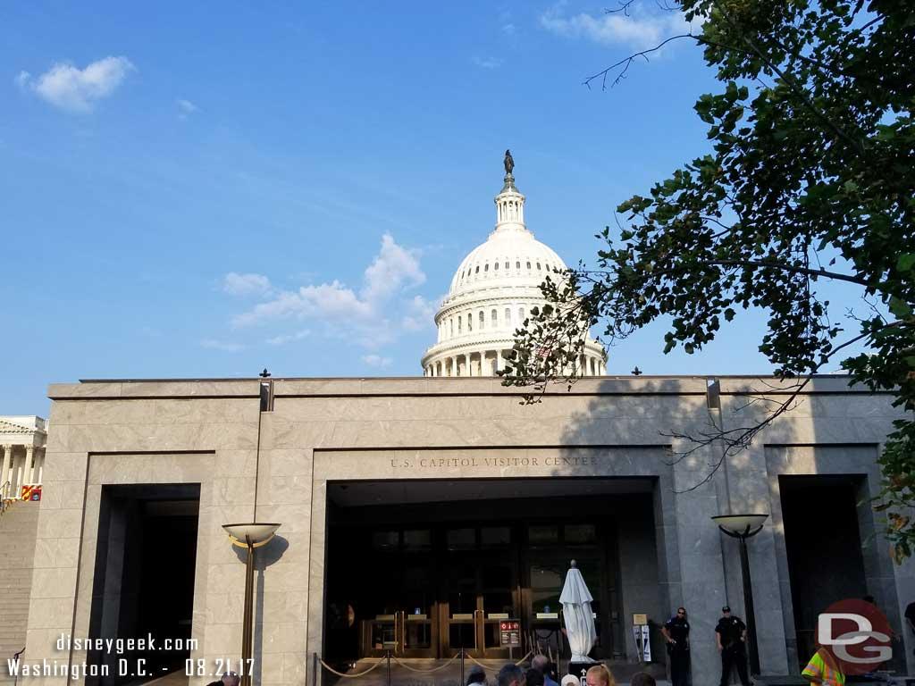 U.S. Capitol Visitor Center