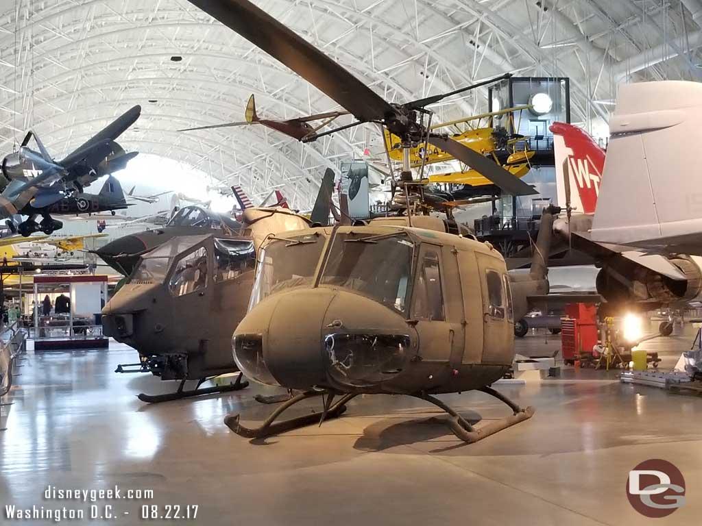 Hell UH-1H Huey