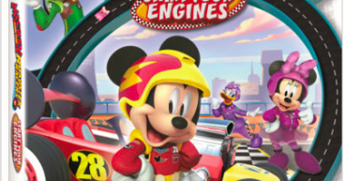 Mickey And The Roadster Racers: Start Your Engines on DVD (Teri's Review)