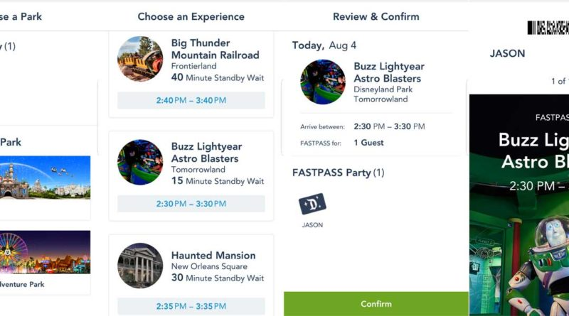 Disneyland MaxPass - Featured