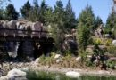 2nd Look – Disneyland Rivers of America from the Mark Twain
