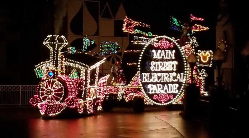 Matin Street Electrical Parade