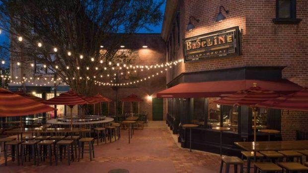 BaseLine Tap House (David Roark, photographer)
