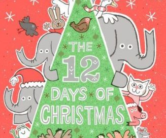 Greg Pizzoli's The 12 Days of Christmas – Daynah's Review