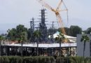 Disneyland Star Wars Construction Check (9/1)