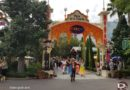 Plaza de la Familia, A Celebration of 'Coco' @ Disney California Adventure