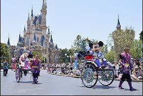 """""""Disney Tanabata Days"""" at Tokyo Disneyland"""