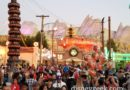 #CarsLand Haul-O-Ween lighting moment this evening (Pic & Video)